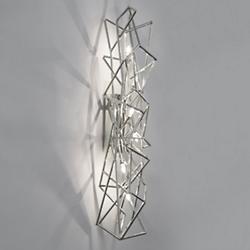 Etoile Wall Sconce by Terzani (Nickel) - OPEN BOX RETURN