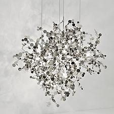 Argent 6-Light LED Chandelier