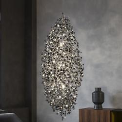 Argent LED Chandelier