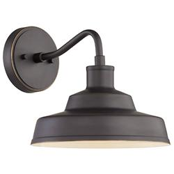 Moore Outdoor Wall Sconce