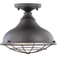 Camden Outdoor Flushmount Light
