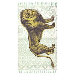 Thomas Paul Lion Tassel Rug