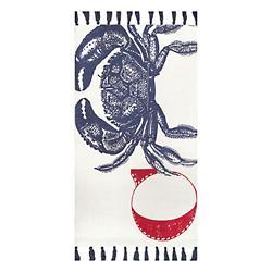 Thomas Paul Crab Tassel Rug