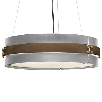 Invicta 16354 24-Inch LED Drum Pendant