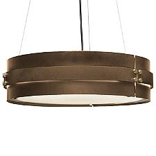 Invicta 16354 36-Inch LED Drum Pendant
