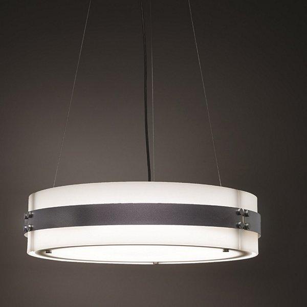 Invicta 16355 36-Inch LED Drum Pendant