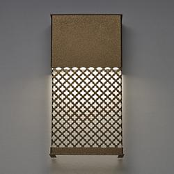 Profiles LED Rectangle Wall Sconce