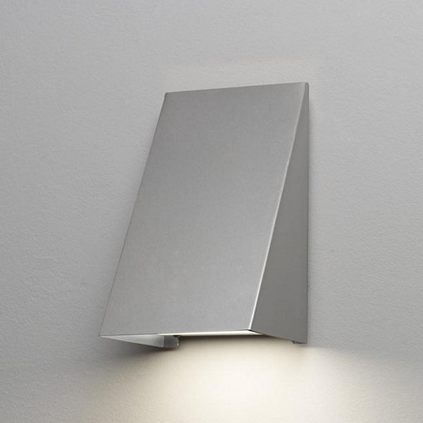Fortis LED Wall Sconce with Opal Acrylic Shade