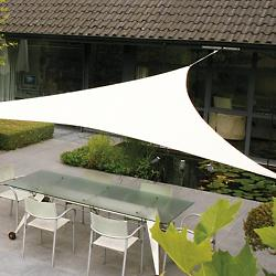 Ingenua Triangle Shade Kit with 1 Fixed Wall Kit and Track