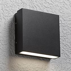 Alume AWL.60 Wall Sconce (Black/2 Lights) - OPEN BOX RETURN