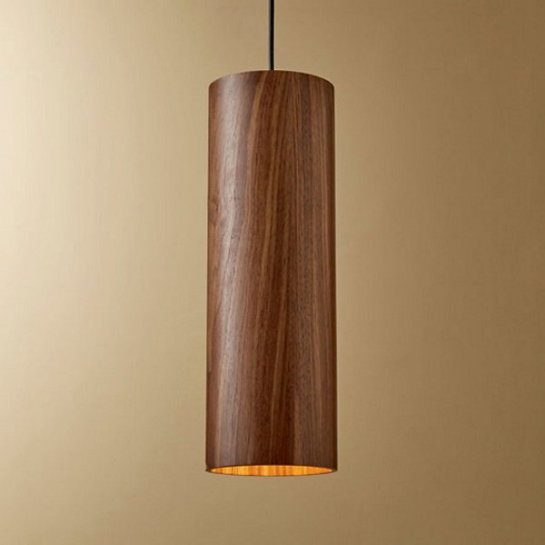 Designer Wood WYP LED Mini Pendant