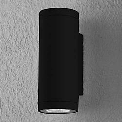 Alume AWL.70 Wall Sconce (Black/No, Thanks)-OPEN BOX RETURN