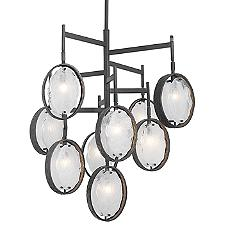 Maxin 9-Light Chandelier
