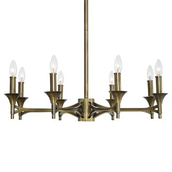 Brant 8-Light Chandelier