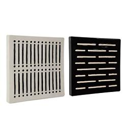 Domino Effect Modern Wall Decor, S/2
