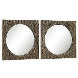 The Hive Square Mirror Set of 2
