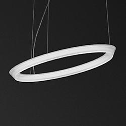 Halo Single Circular Pendant
