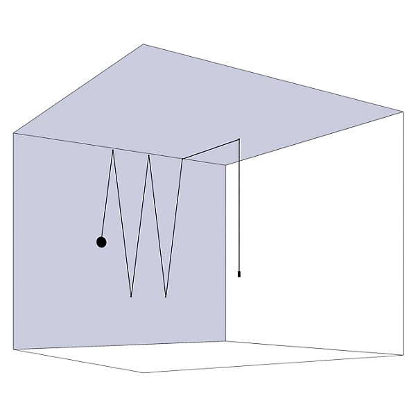 Wireflow LED Pendant