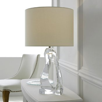 Shown in Clear Glass finish