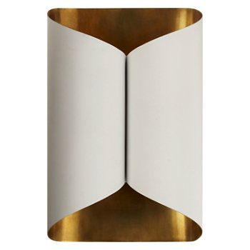 Selfoss wall sconce by visual comfort at for Andy singer visual comfort
