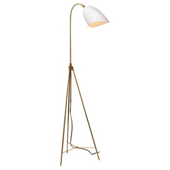 Sommerard floor lamp by visual comfort at for Andy singer visual comfort