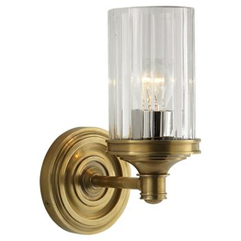 Shown in Hand Rubbed Antique Brass finish