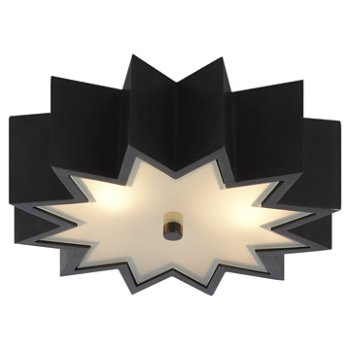Odette Flushmount By Visual Comfort At Lumens Com