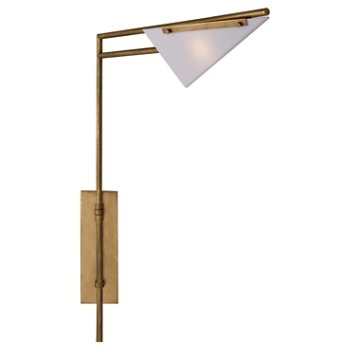 Forma Swing Arm Wall Sconce