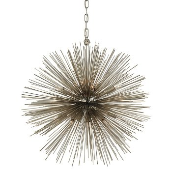 Strada round pendant by visual comfort at for Andy singer visual comfort