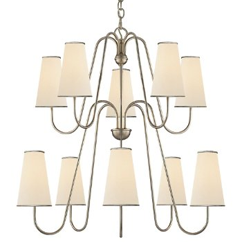 Montreuil chandelier by visual comfort at for Andy singer visual comfort