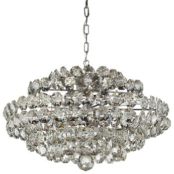 Sanger small chandelier by visual comfort at for Andy singer visual comfort