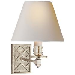 Gene Single Arm Wall Sconce