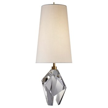 Halcyon accent table lamp by visual comfort at for Andy singer visual comfort