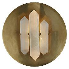 Halcyon Round Wall Sconce