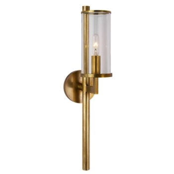 Liaison wall sconce by visual comfort at for Andy singer visual comfort