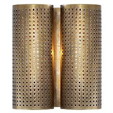 Precision Double Wall Sconce