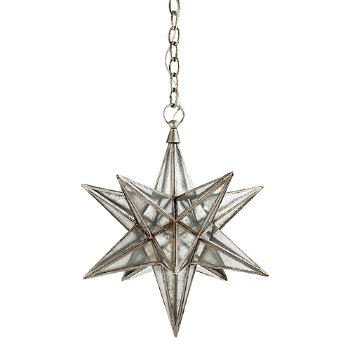 Moravian star pendant by visual comfort at for Andy singer visual comfort