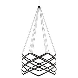 Interlace Expandable Chandelier