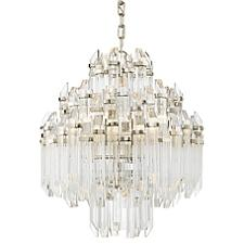 Adele Four Tier Waterfall Chandelier