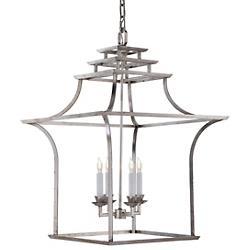 Brighton Pagoda Lantern Pendant