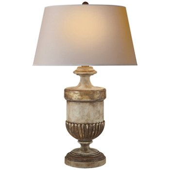 Chunky Classic Urn Table Lamp