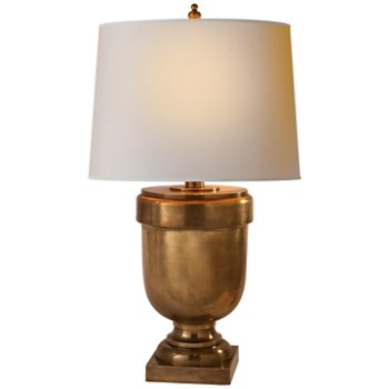 Chunky Urn Table Lamp
