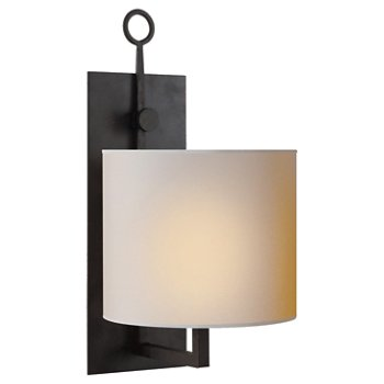 Aspen Iron Wall Lamp