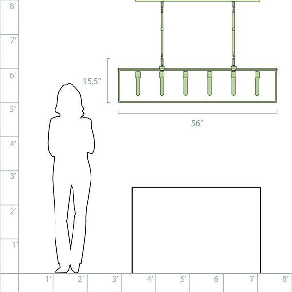 Belden Linear Pendant