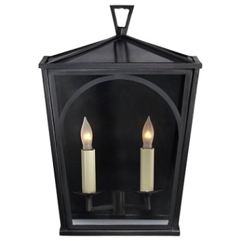 Darlana Arc Outdoor Wall Sconce