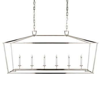 Darlana linear suspension by visual comfort at for Andy singer visual comfort