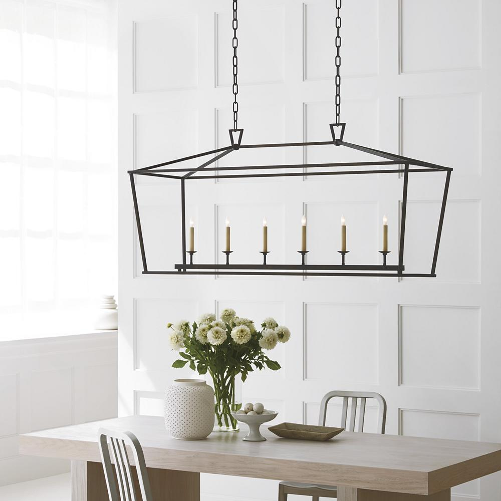 Rustic Linear Suspension