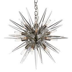 Quincy Sputnik Pendant