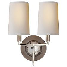 Elkins Double Wall Sconce