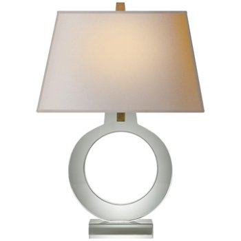 Shown in Crystal finish, Large size
